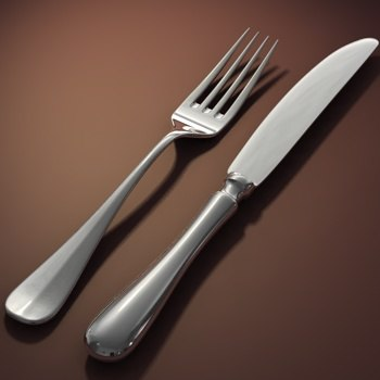 fork knife 3ds