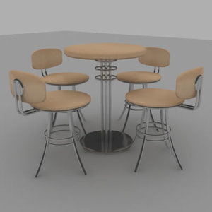 3d model chair 06