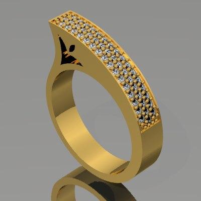 ring 3d 3dm