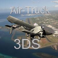 3dsmax transavia airtruck