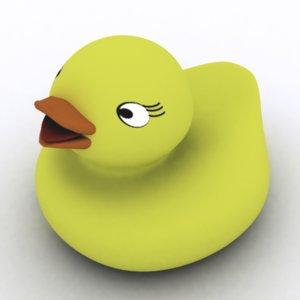 max rubber duck
