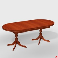 table dining 3ds