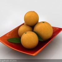 fruit 3ds