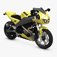 engines bike 3d model