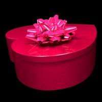 3d model valentine heart box