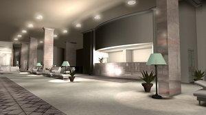 max reception lobby