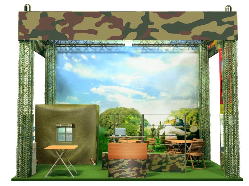 maya stand military