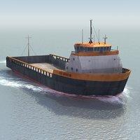 Cargo G Platform SupplyVessel