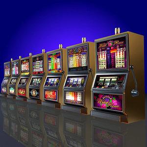 3ds max 7 slot machines