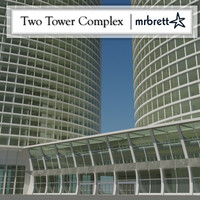 Two Tower Modern Office Complex