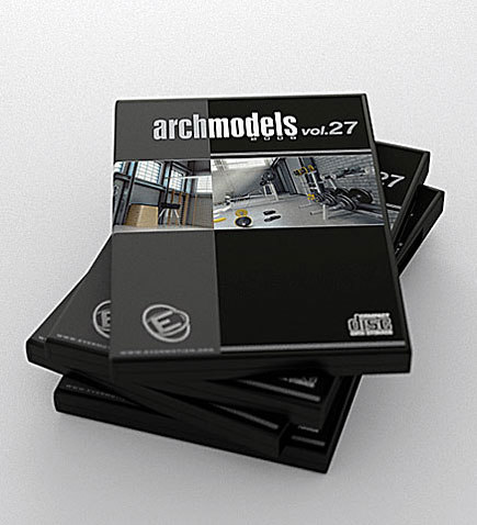 archmodels vol 27 3d model