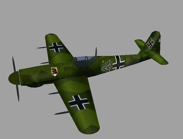 messerschmitt bf 109 3d ma