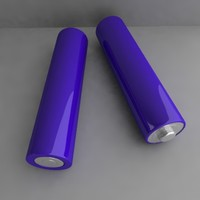 battery d 3d lwo
