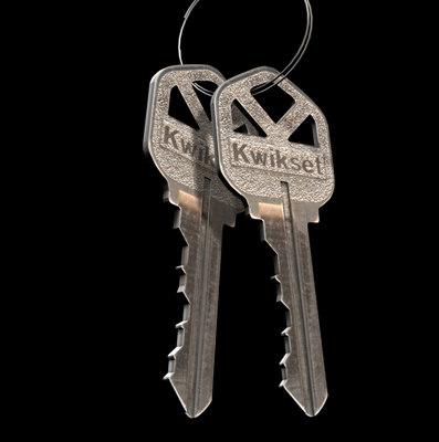 3dsmax keys