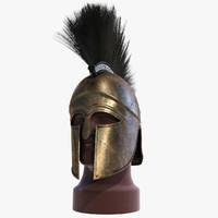 Hoplite Helmet
