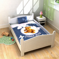 3dsmax kiddy bedroom bed