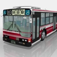 Mitsubishi Fusou Aero Star (Odakyu Bus)