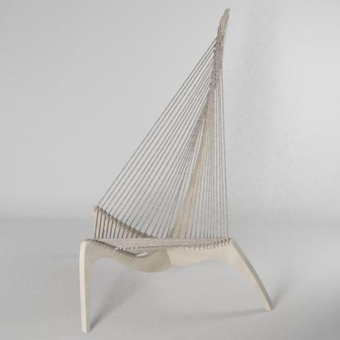 max chair danish designer