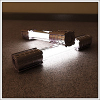 flashlight flash light 3d model