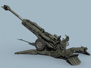 3dsmax american m777
