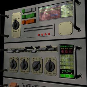 control panels lwo