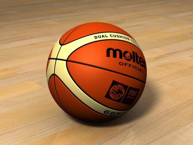 max basketball ball