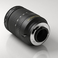 Photographic lens 18-70mm