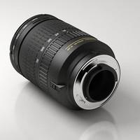 3d photographic lens photo