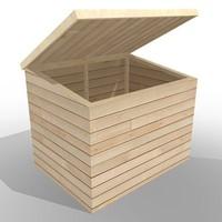 wooden box max free