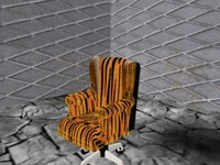 House Chair.3ds