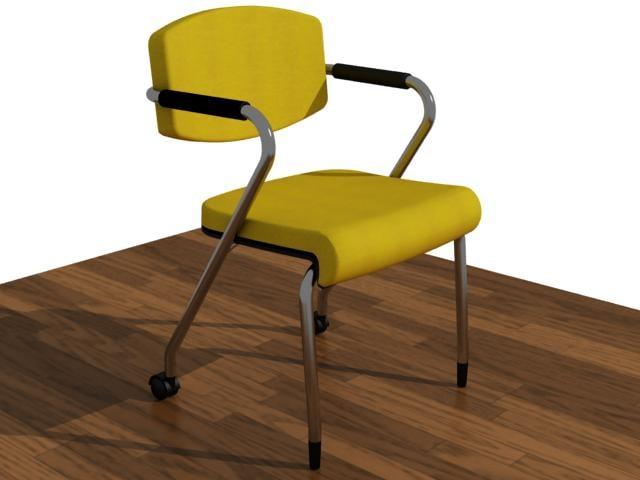 congress chair 3d max