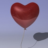 3d model of heart