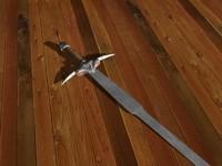 3d assassins blade model