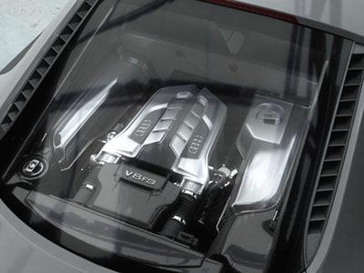 3d audi r8 2007 machine