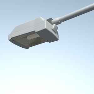 streetlamp street lamp 3d model
