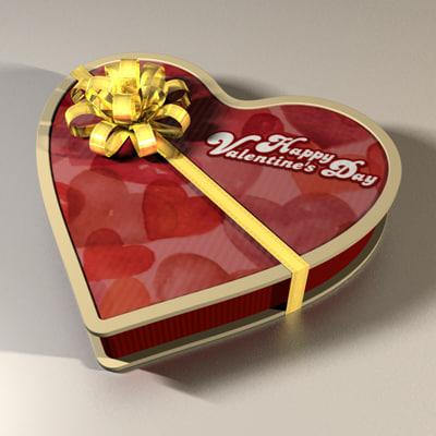 maya heart shaped box chocolate
