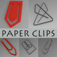 paper clips 3ds.zip