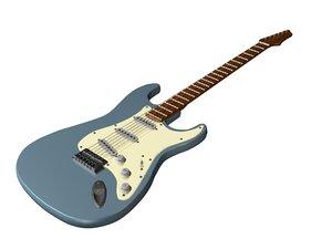 electric guitar 3d cob