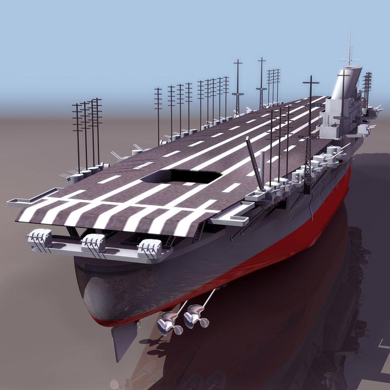 aircraft carrier 3ds