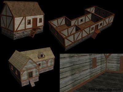 max medieval buildings