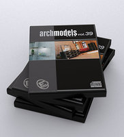 archmodels vol 39 3d model