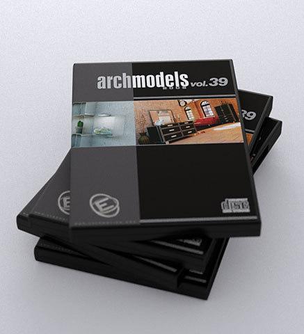 archmodels vol 39 3d model