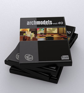 archmodels vol 40 3d model