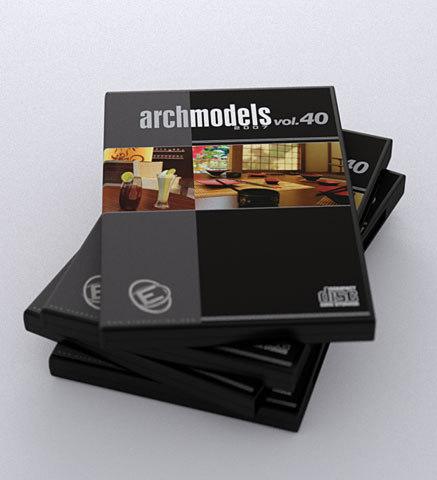 archmodels vol 40 3d model