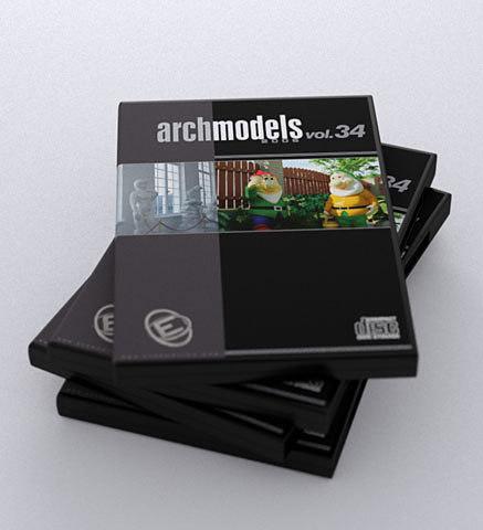 3dsmax archmodels vol 34