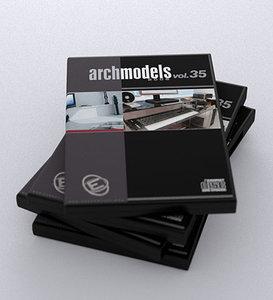 archmodels vol 35 3d model