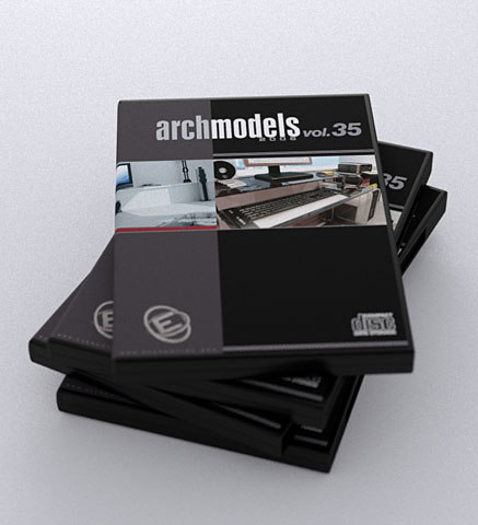archmodels vol 35 3d model