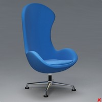 Armchair swivel024.ZIP