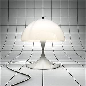3d desktop pantella