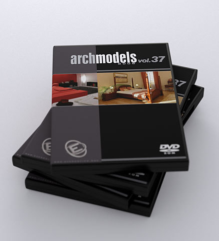 archmodels vol 37 3d model